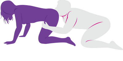 Doggy Oral Sex Position
