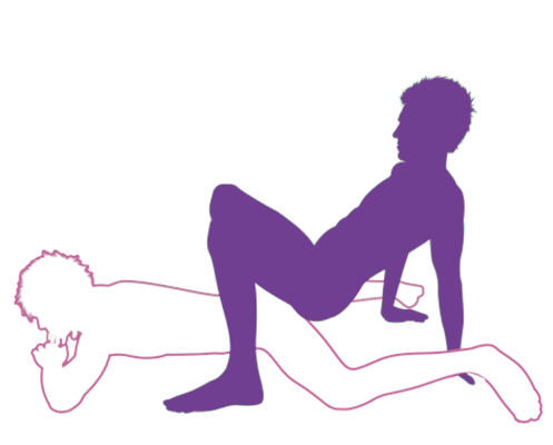 The Follow Through Anal Sex Position