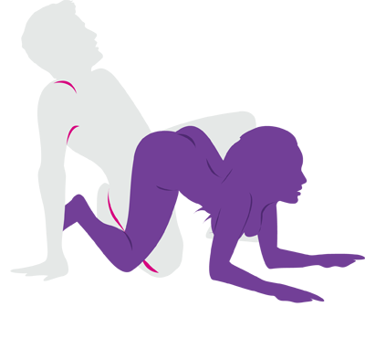 The Hinge Anal Sex Position