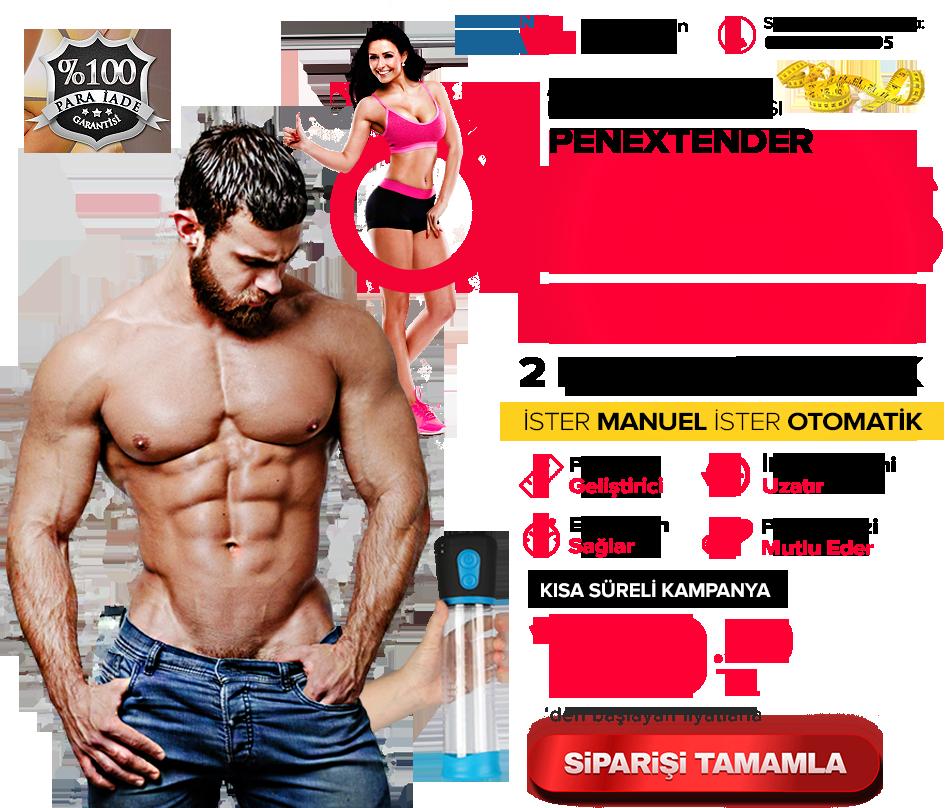 penis büyütme pompası