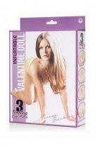 Valentine Doll Tereza Barkley Şişme Kadın