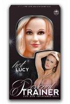 Ateşli Lucy Gerçekçi Şişme Bebek