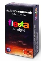Fiesta All Night Geciktiricili Prezervatif