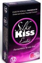 Silky Kiss Exotic 12li Paket Prezervatif