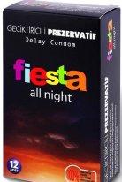 Fiesta G 12lik Paket Prezervatif