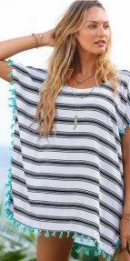 2016 Özel Tasarım Plaj Elbisesi
