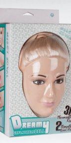 Dreamy 3D Şişme Bebek Mercy Koval