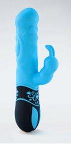 Design For Climax Uyarıcılı Vibratör Mavi