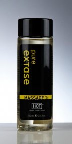 Hot Massage Pure Extase Erotik Masaj Yağı