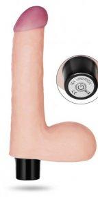 LoveClone Titreşimli Ultra Yumuşak Realistik Vibratör