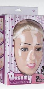 Dreamy 3D Şişme Bebek Chantal Summae