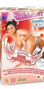 Eva Angelina Şişme Kadın