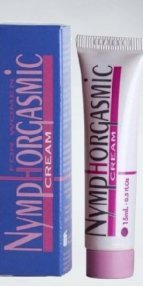 Nymphorgasmic Cream15 ml