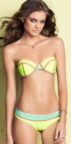 Renkli 2015 Özel tasarım Bikini