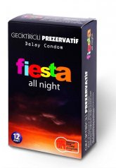 Fiesta All Night Prezervatif