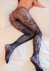 Sexy Şık Külotlu Çorap
