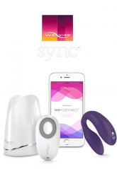 We-Vibe Sync Wi-Fi Uzaktan Kontrol