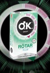 Okey Rötar PLUS Prezervatif