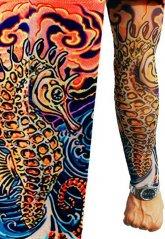 Tattoo Deniz atı Motifli Giyilebilir Dövme