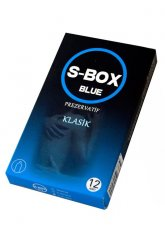 S-Box Blue Eko Paket 100 lü Prezervatif