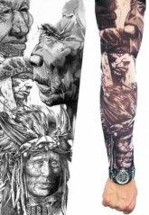 Tattoo Özel Tasarım kızıldereli Giyilebilir Dövme