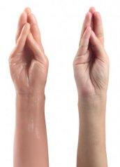 Realistic Magic Hand El Dildo