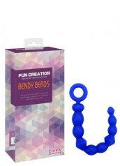 Fun Creation Bendy Beads Silikon Anal Tıkaç