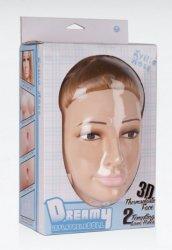 Dreamy 3D Şişme Bebek Kylila Hess
