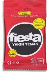 Fiesta Yakın Temas 3lü Paket