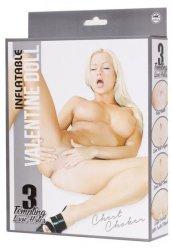Valentine Doll Chest Choker Şişme Kadın