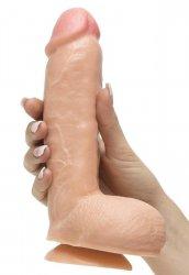 Enduro Blaster Dildo Kalın Damarlı Penis