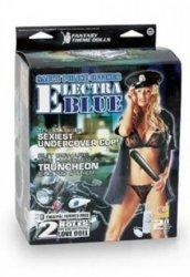 Electra Blue Polis Şişme Kadın