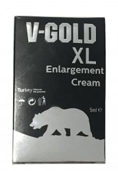 V Gold xl krem 5 ml Şese