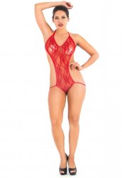 Kırmızı Erotik İç Giyim
