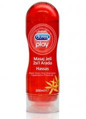 Durex Masaj Jeli ve Kayganlaştırıcı Play Hassas 200ml