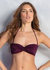 Seksi Fiyonk Kurdele Tasarım Bikini Viki