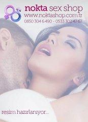 Parlak Taş Detaylı Seksi Deri Harness - APFT295