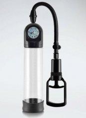 Analog Termometreli Penis Pompası
