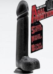 Anal Munition 25 Cm Büyük Boy Anal Tıkaç