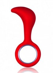 Invader Prostate Plug Kırmızı Anal Tıkaç