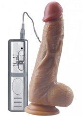 Gerçek Penis Kalıp 21 Cm Vibratör
