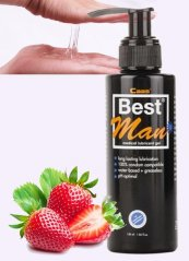 Bestman Strawberry Kayganlaştırıcı Jel 150 Ml