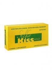 Silky Kiss Gold Ekstra İnce Prezervatif