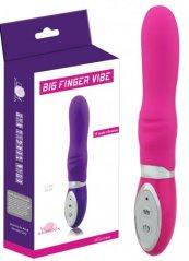 Big Finger Vibe Titreşimli Stil Vibratör