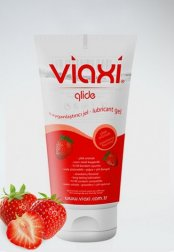 Çilek Aromalı Viaxi Glide Kayganlaştırıcı Jel 100 ml