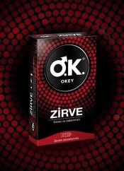Okey Prezervatif Zirve 10'lu