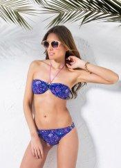 Çok Renkli Seksi Bikini İnola