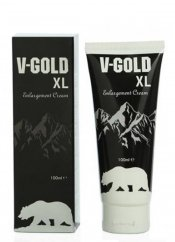 V-Gold XL Penis Bakım Kremi 100 ml