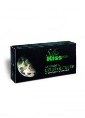 Silky Kiss Gold Uzun Geceler Prezervatif