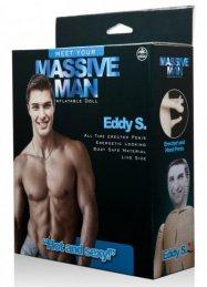 Massive Man Erkek Şişme Bebek Eddy S